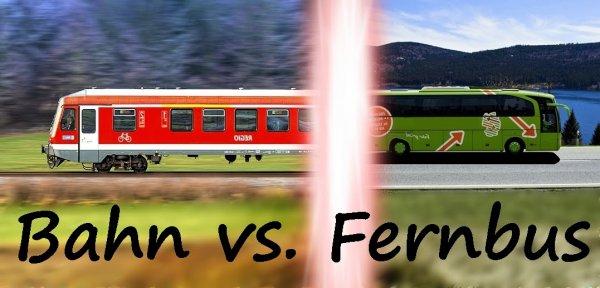 exklusive Bahn Sparpreise über busliniensuche.de