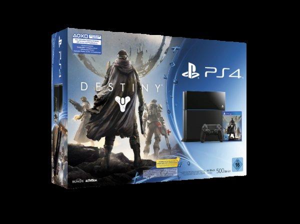 PS4+ Destiny Media Markt (auch online bestellbar)
