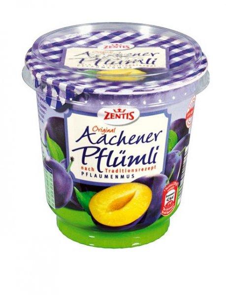 [LOKAL HESSEN?] Kaufland: Zentis Aachener Pflümli 450g (nicht 200g) für 0,74€ (Angebot + Coupies) max. 5 Stück
