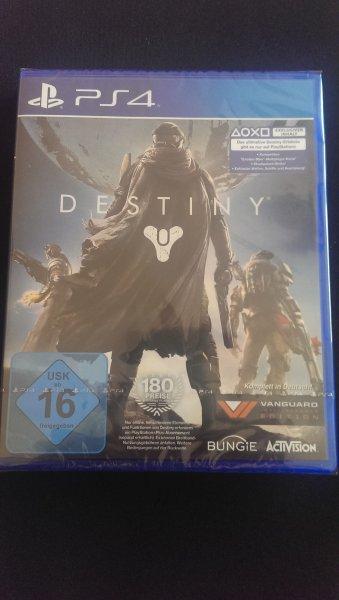 (ebay) Destiny - PS4 - deutsche USK Version