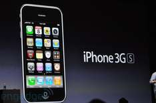 IPhone 3GS Abverkauf