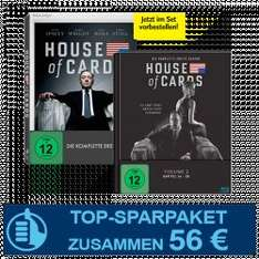 Cinema Jahresabo + House of Cards Season 1 + 2 für 56€