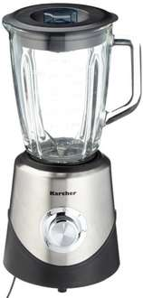 Ebay Basket: Karcher Standmixer HM 555 Edelstahl Ice Crusher Mixer Shaker Küchengerät zu 29€