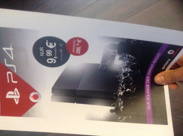 Playstation 4 für 288,76€ (lokal Dortmund Innenstadt) @Ibuy Store