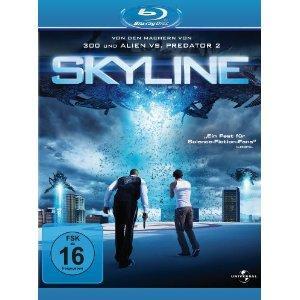 Amazon DEAL der Woche: Skyline [Blu-ray] für 11,66€