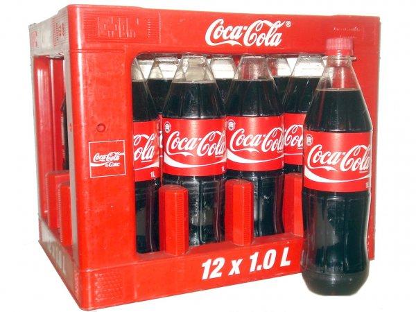 Lokal [Wallenhorst bei Osnabrück] E-Center: Wegen Neueröffnung, Coca Cola 12x1L Kiste für 6,99 + 3,30 Pfand