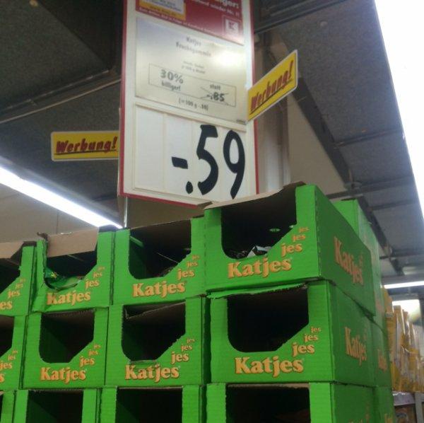 [Kaufland] Katjes Fruchtgummi für 0,59€ anstatt 0,85€