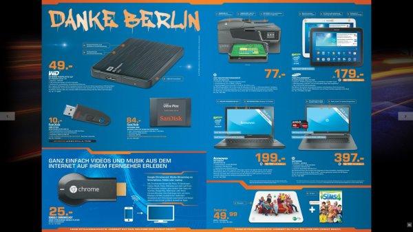 [Saturn Berlin] Diverse Angebote