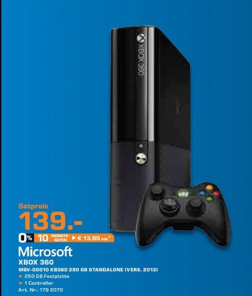 Xbox 360 250 GB beim Saturn Dortmund 139 €