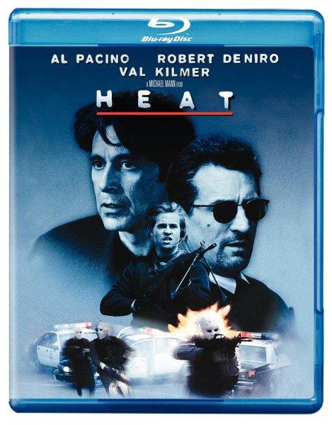 Blu-ray - Heat für €4,58 (15 Prozent auf alle Blu-rays) [@Wowhd.se]