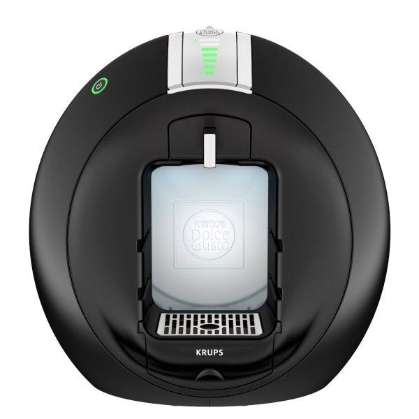 [Amazon] Krups KP5108 Dolce Gusto Circolo Automatik (Wasserbehälter 1.3 L / Füllmengenkontrolle) schwarz Matt für 79€