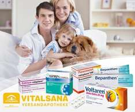 Vitalsana 30€ Gutschein für 15€ (bzw. 10,30€) @Dailydeal / Pro7