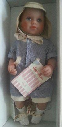 Käthe Kruse Puppe Mein Leander