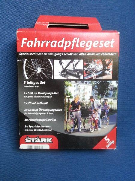 [LOKAL JENA] Kaufland: 'Stark'-Fahrradpflegeset für 0,99€