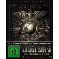 Iron Sky Limited Edition Director's Cut Steelbook Blu-Ray @ Müller für 7,99 €