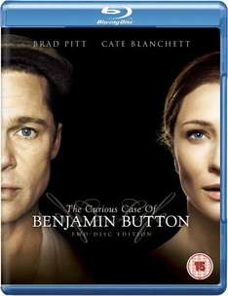 Blu-ray - Der seltsame Fall des Benjamin Button für €4,55 (15 Prozent auf alle Blu-rays) [@Wowhd.se]
