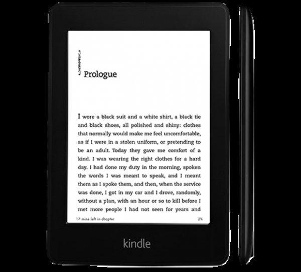 Kindle Paperwhite (Wifi) für 99€ bei MediaMarkt