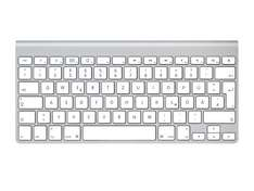 Apple Wireless Keyboard (MC184D/B) @ Gravis