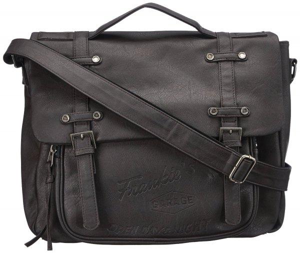 [amazon.de] Frankie's Garage Business Bag B21312230-020, Unisex-Erwachsene Messengertaschen