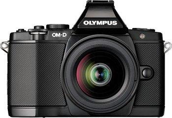 [amazon.fr Marketplace] Olympus E-M5 OM-D inkl. Objektiv M.Zuiko Digital ED 12-50 mm schwarz