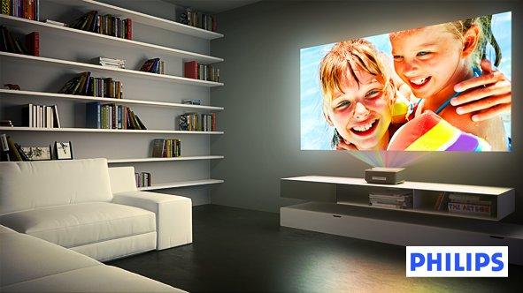 Philips Smart LED Projektor für nur 905,50€