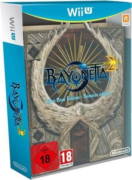 [WII U] Bayonetta 2 First Print Edition vorbestellbar bei Computeruniverse für 66,90€