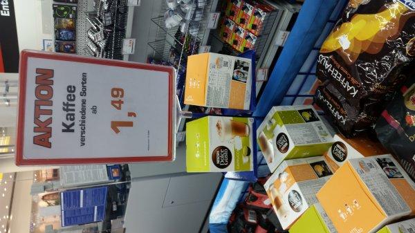 BITTE LÖSCHEN: SATURN HAT DEN PREIS GEÄNDERT. JETZT WIEDER FÜR €4,59!!!!  [Lokal] Saturn Isernhagen -  Dolce Gusto Kapseln für €1,49