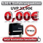 Traxx Stempel für 0,00 und 3.90€ versand