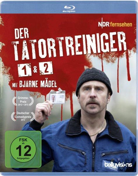 [PRIME] Der Tatortreiniger 1+2 [Blu-Ray]