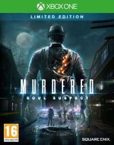 Murdered: Soul Suspect - Limited Edition (Xbox One) für 21,66 € @Zavvi.com