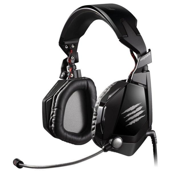 Mad Catz F.R.E.Q. 7 schwarz - 7.1 Gaming Headset für 76,12 € @Amazon.co.uk