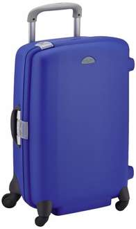 Samsonite F'lite Comfort Spinner 67 cm 58 Liter sky blue @amazon