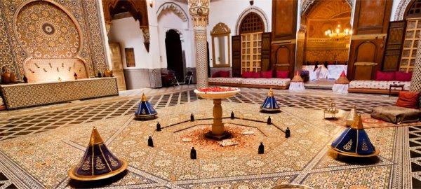 8 Tage Marokko im guten 5* Hotel mit Frühstück schon für 199€ inklusive Flügen, Transfer und Zug zum Flug
