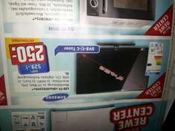 "[Rewe Center] Samsung LED-TV 40"" UE40EH5300 250,-"