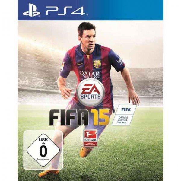 FIFA 15 (PS4, Xbox One) DE - Version (PayPal Zahlung) für 53€