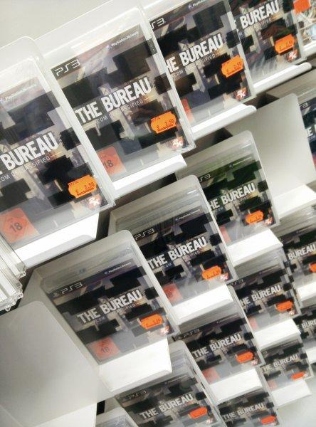 [lokal Dortmund] Saturn: The Bureau (Xbox360 und PS3) für 2,50 EUR
