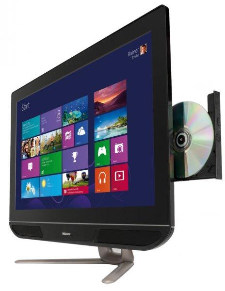 """MEDION AKOYA P2008 (All-In-One PC, 23"""" FHD, Intel i3, 4GB RAM, 1TB HDD, Win8) - B-Ware @ ebay/Medion - 299,99€"""