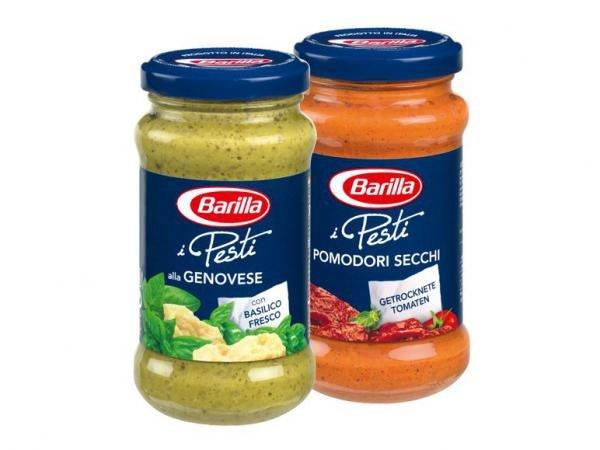 [FAMILA NO] Barilla Pesto 190g versch. Sorten für 0,99€ vll. 1,33€ (Angebot + Coupon)
