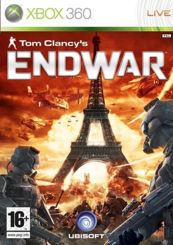Tom Clancy's EndWar für unter 6 € Xbox360