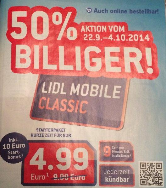 Mit Trick 5 GB Internet 7,2 Mbit/S für 3,99 € bzw. 75€ Guthaben für 19,96€