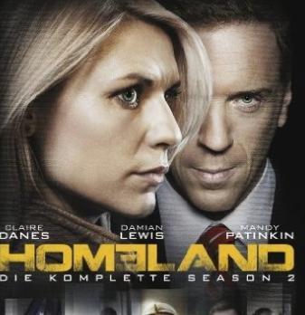 Homeland Staffel 2 auf DVD bei amazon inkl. Versand 17,97