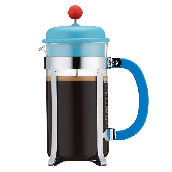 Bodum - Caffettiera Kaffeebereiter 1l 70 Jahre Edition