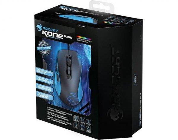 "Roccat™ - Gaming-Maus ""Kone Pure Color"" (7 Tasten,8200dpi,USB,Lasersensor) [B-Ware] für €46,49 [@MeinPaket.de]"