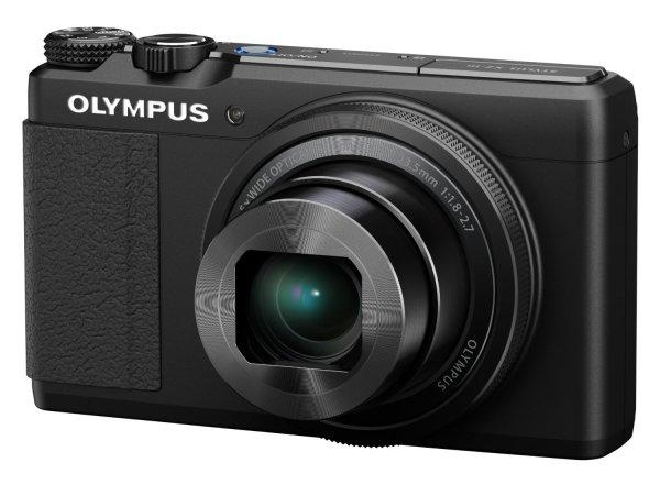 [amazon.co.uk] Olympus XZ-10 Digitalkamera (12 Megapixel, 5-fach opt. Zoom, 7,6 cm (3 Zoll) LCD-Display, bildstabilisiert) schwarz