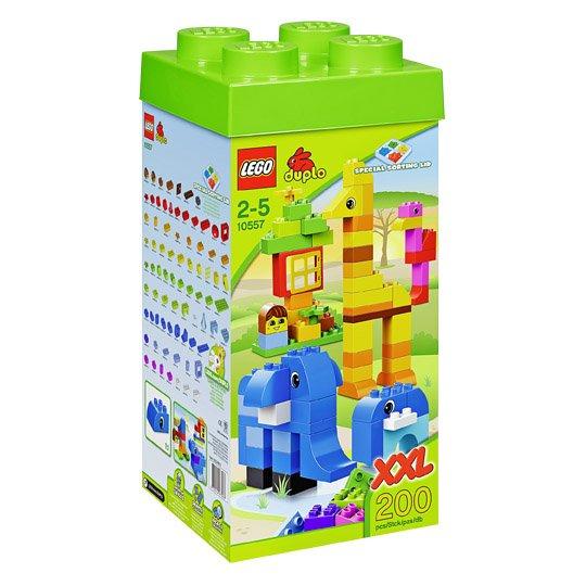 Lego Duplo - XXL Steinebox (10557) für 32€ @Real