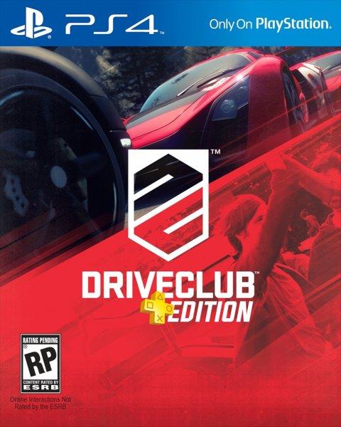 Driveclub Playstation Plus Edition KOSTENLOS