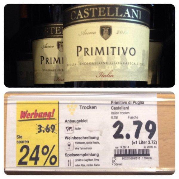 Kaufland Angebot Rotwein