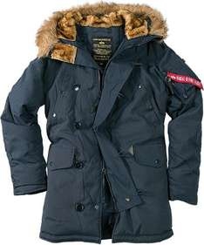 Alpha Industries Parka Explorer für den Winter für 128,40€