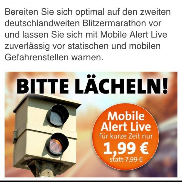 Navigon Mobile Alert Live