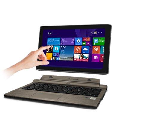 "[ALDI Nord ab 25.09.] 11,6"" Notebook mit Multitouch-FullHD-Display, HDMI, Windows 8.1, 4 GB RAM 64GB Flash Drive 500 GB HDD, MS Office 365. MEDION AKOYA P2214T: für 399 €"